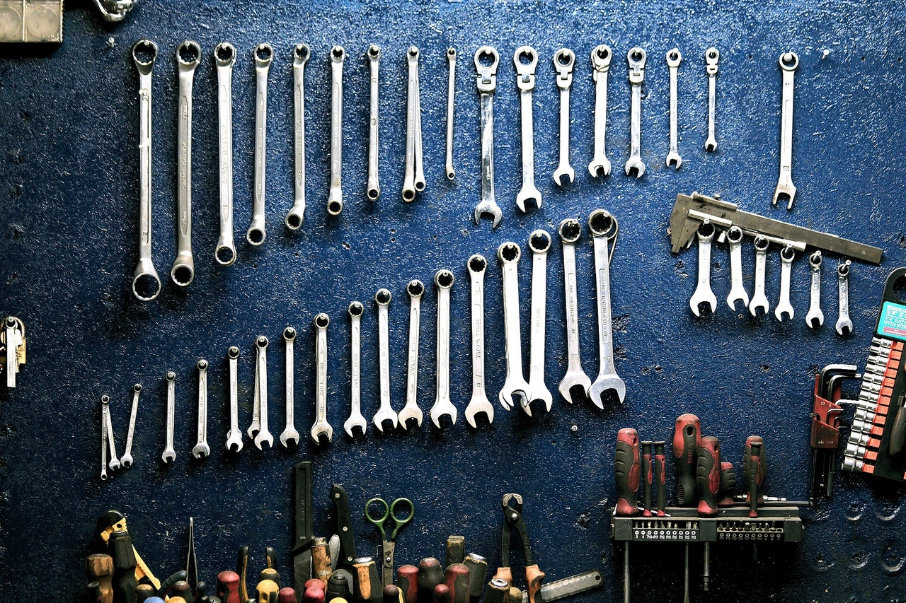 tools for used car inspections
