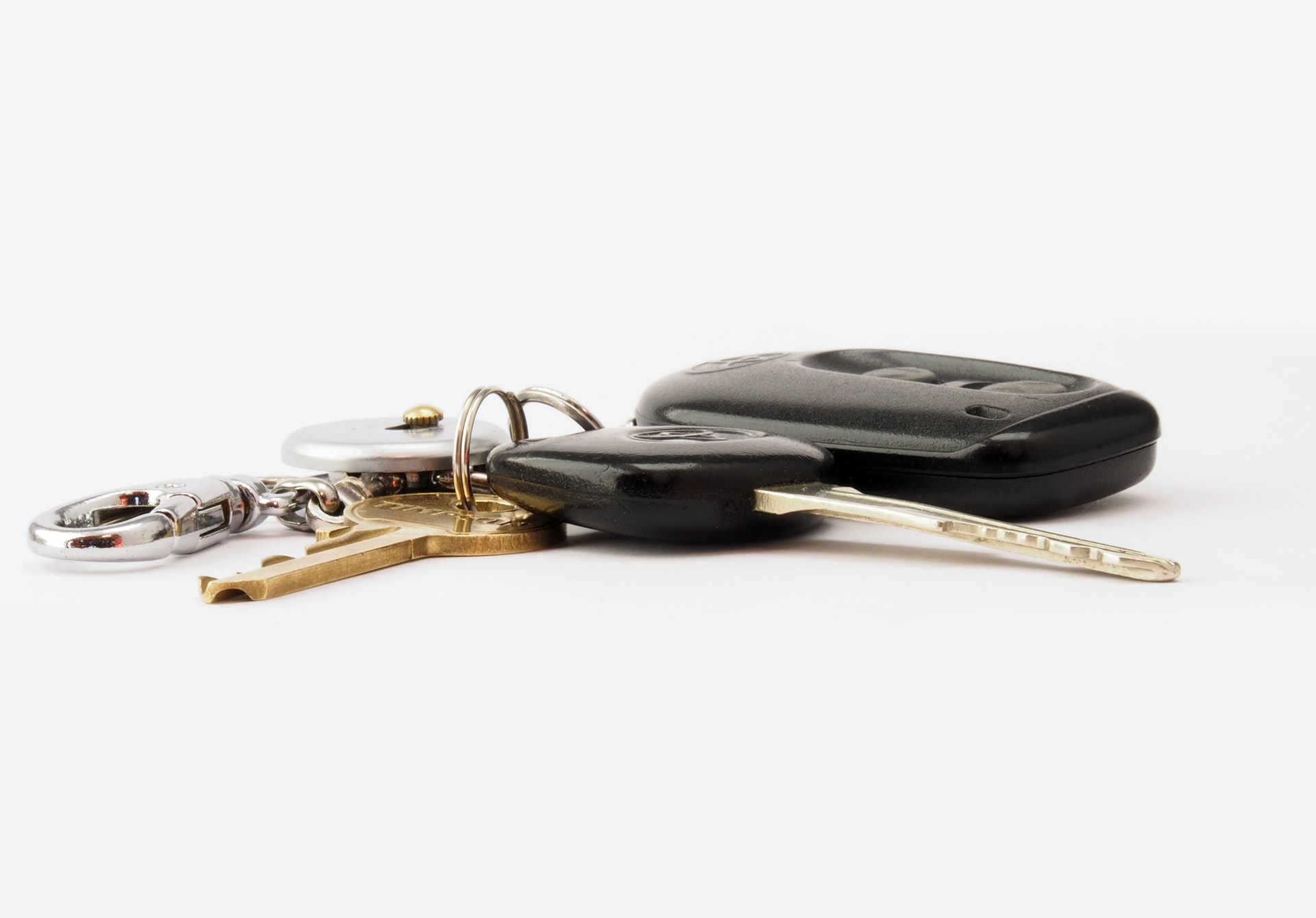 Previous owners car keys