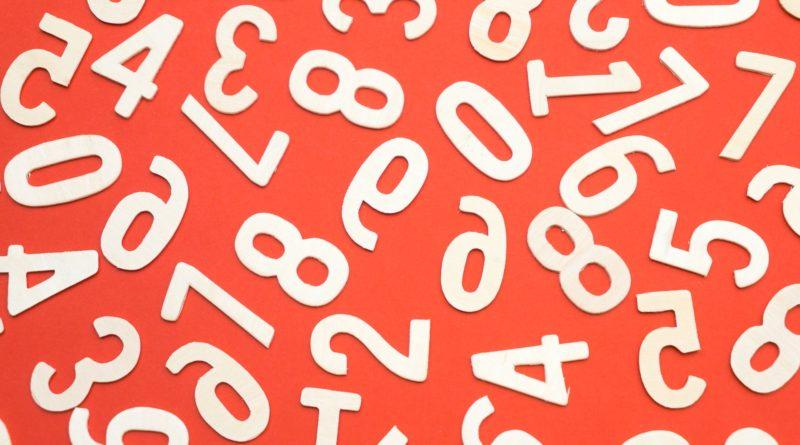 scrambled numbers