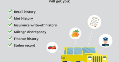 about service car hsitory