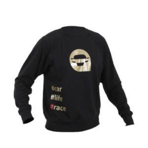 black sweatshirt you can wear