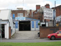 New Town Tyres & Exhausts Ltd logo