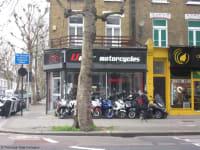 UNO Motorcycles logo
