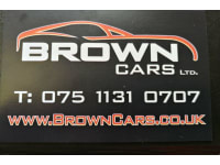 Brown Cars Ltd logo