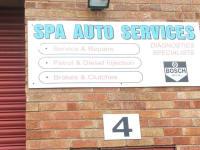 Spa Auto Services logo