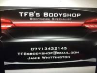 Tfb's Bodyshop Ltd logo