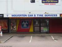 Wolverton Car & Tyre Services Ltd logo