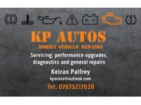 KP Autos logo