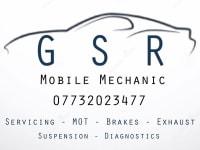 GSR Mobile Mechanic logo