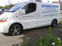 Auto Mobile Mechanic logo