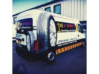 1ST 4 Servicing & Tyres Ltd logo