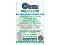 Carbon Clean Kings Lynn logo