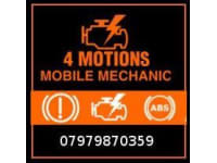 4 Motions Mobile Mechanic logo