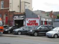 Southampton Street Garage logo