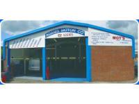 Adams Motor Garage Ltd logo